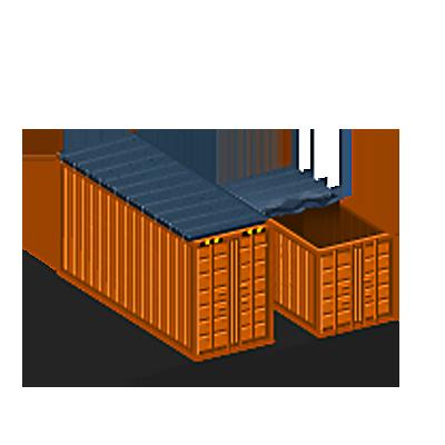 Open Top контейнеры